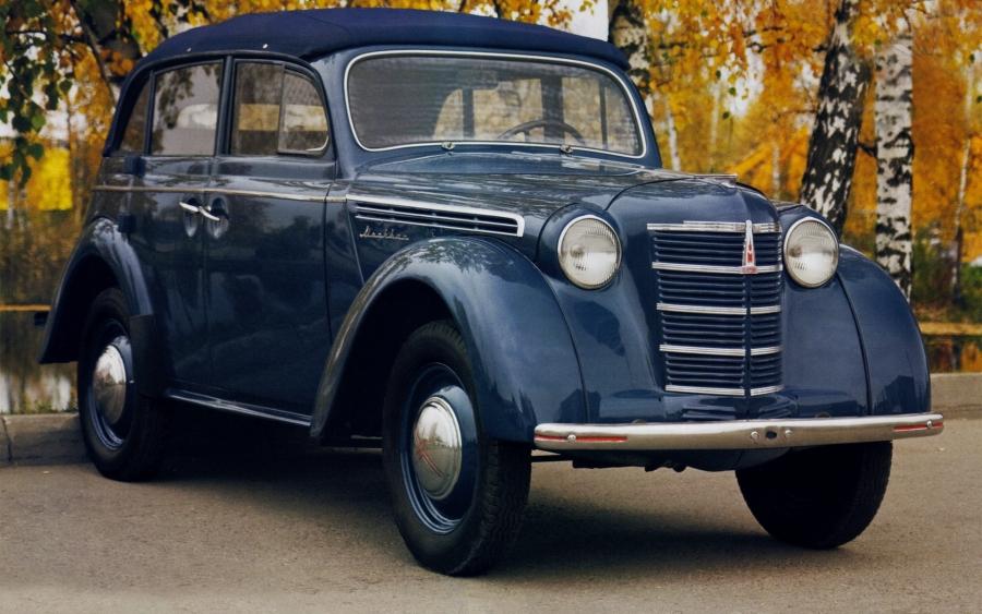«Москвич» 400.
