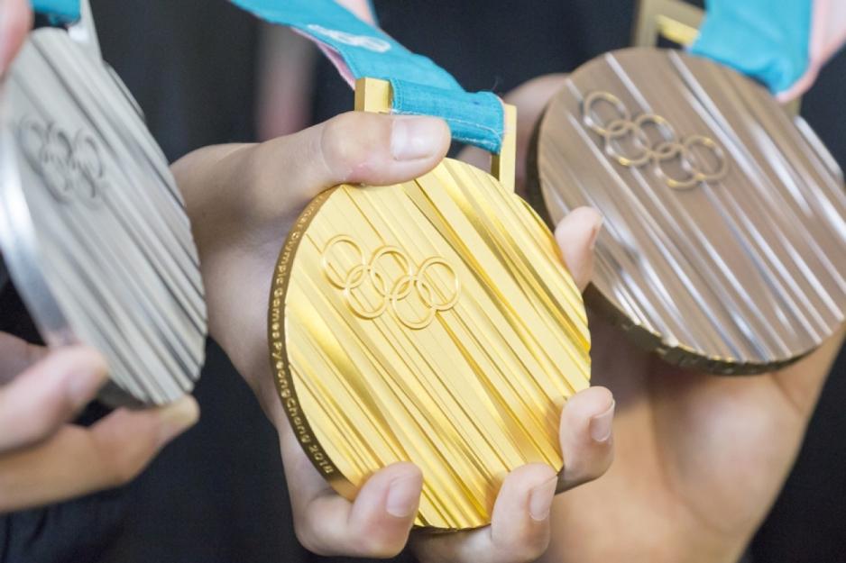 медаль корея