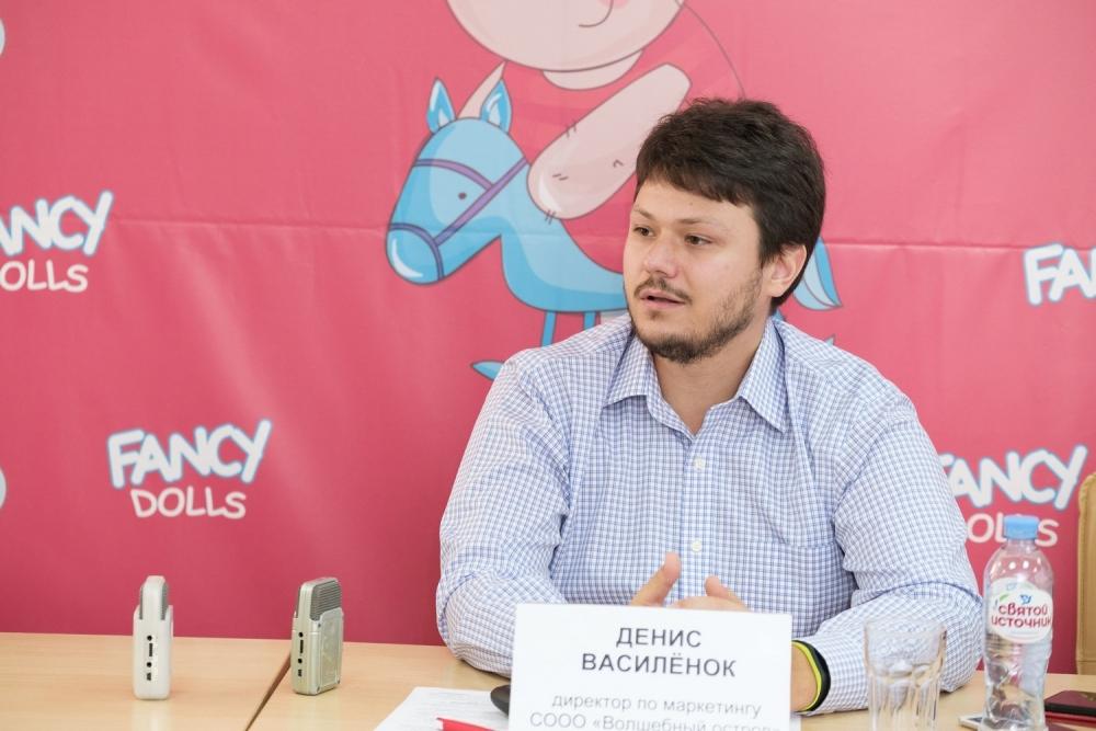 Денис Василенок.