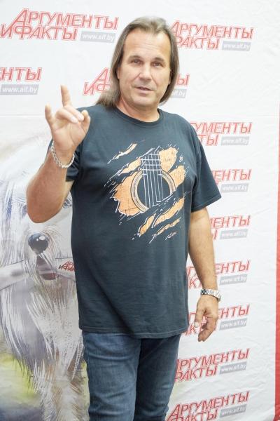 «Думаю, в Беларуси концерты пройдут на «ура».