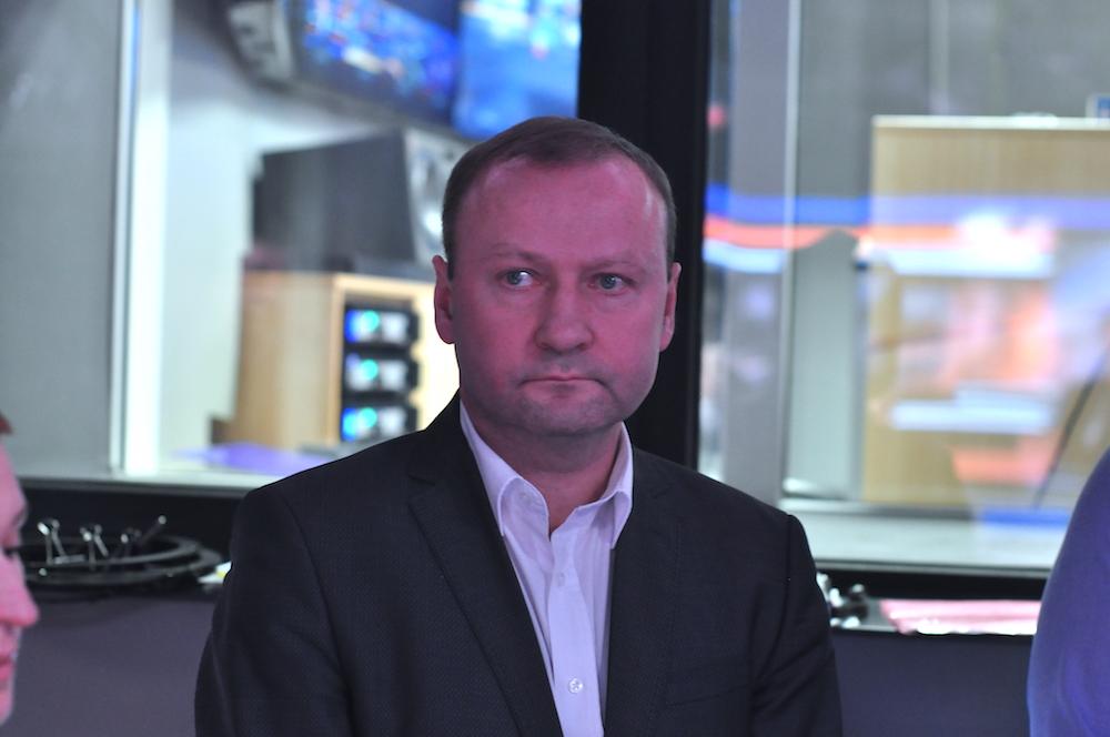 На фото: заместитель председателя правления Александр Медведев.
