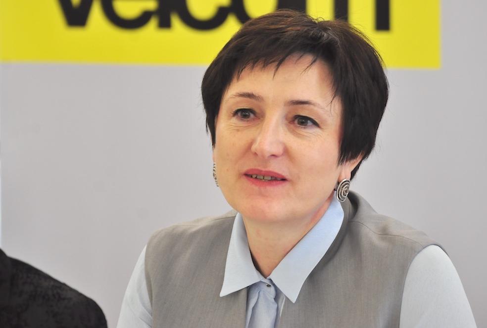 На фото: начальник отдела медицинской помощи детям и матерям Министерства здравоохранения Республики Беларусь Людмила Легкая.