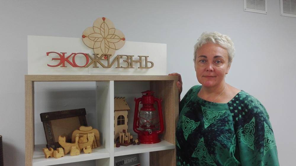 Оксана Бернацкая.