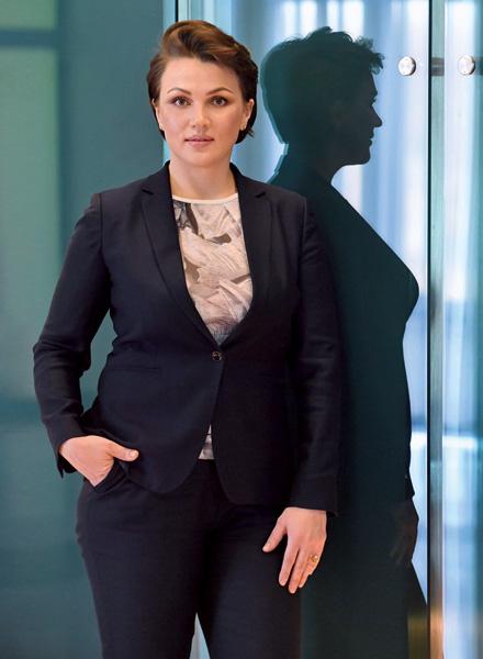 Ирина Сережонок.