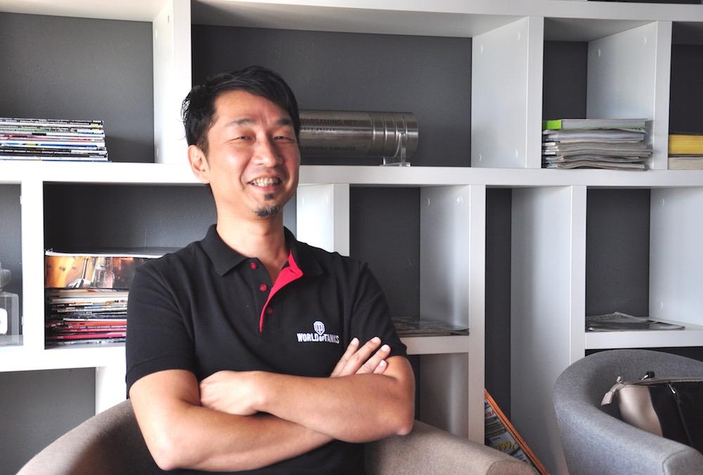 На фото музыкант и видеоигровой композитор Акира ЯМАОКА