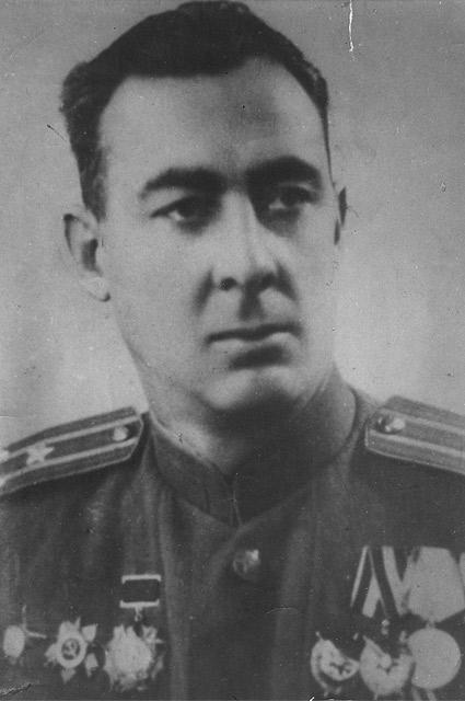 Полковник Евгений Клуссон.