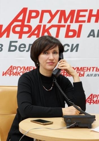 Наталья Алексеевна НАУМОВСКАЯ