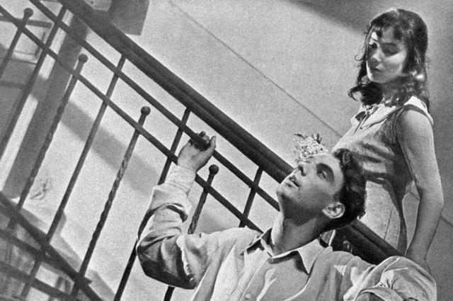 Роль в фильме «Летят журавли» была небольшой, но глубоко тронула женские сердца.