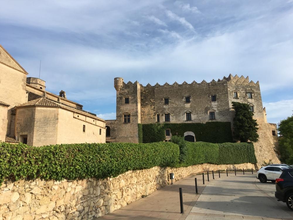 Замок Алтафулья.