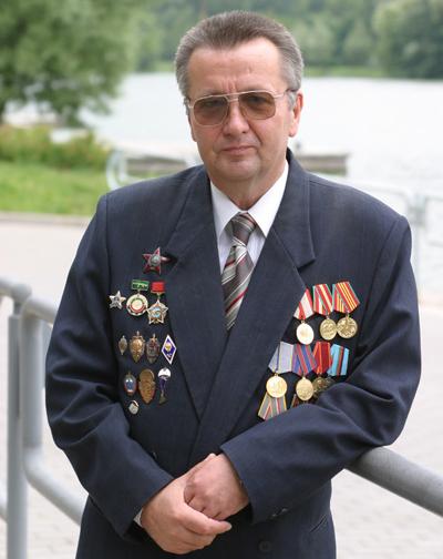 Олег Владимирович ПЕРЕСЯТНИК