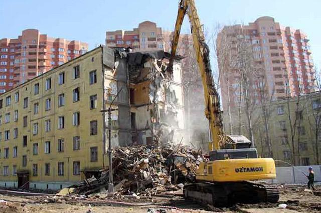 У каждого здания - рекомендуемый срок эксплуатации.