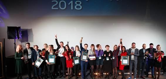 Победители Премии «HR-бренд 2018»