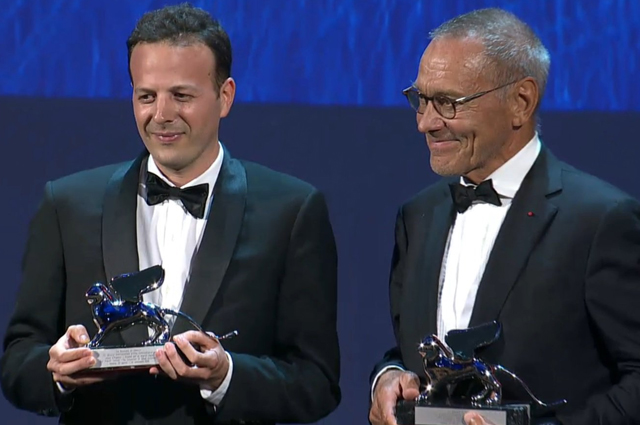 Андрей Кончаловский («Рай») и Амат Эскаланте («Дикая местность») получают награды за лучшую режиссерскую работу.