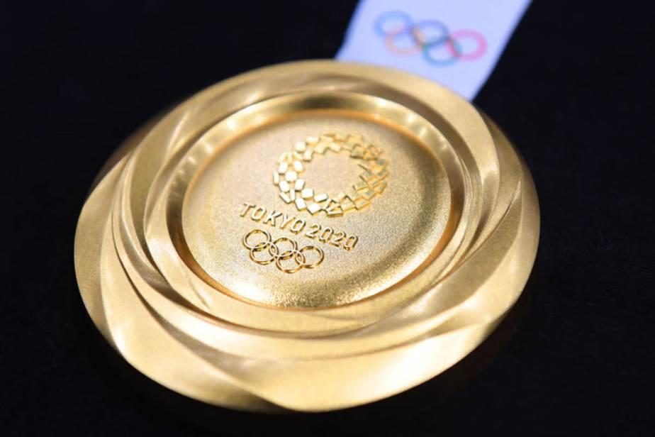 медаль токио