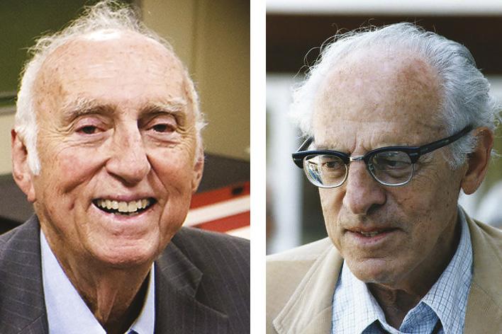 Мартин Льюис Перл и Фредерик Райнес, Нобелевская премия по физике, 1995 г.