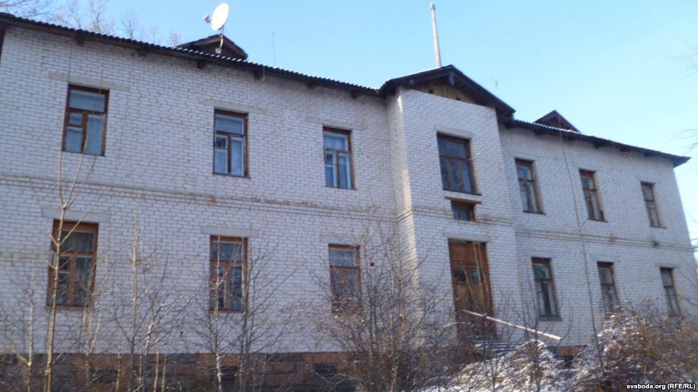 Дом в Горках, где жил классик белорусской литературы Максим Горецкий.