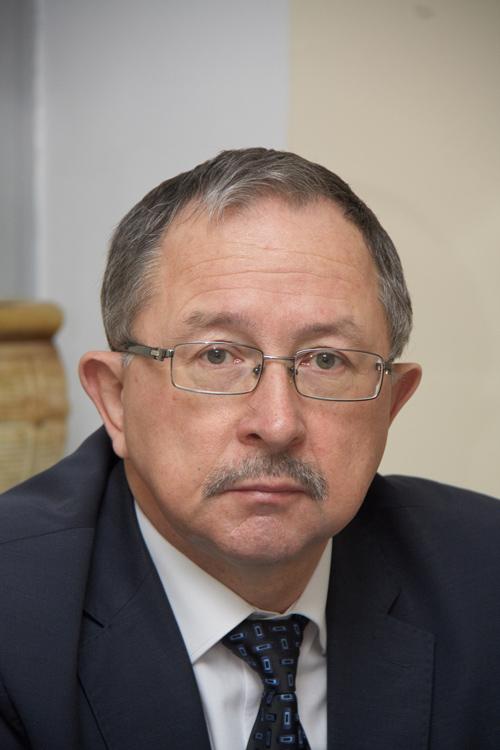 Директор УП «Столичный транспорт и связь» Валерий ШКУРАТОВ