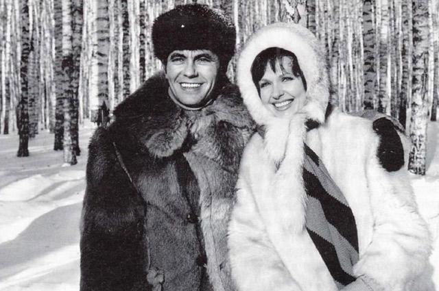 Наталье приписывали связь с румынским певцом Даном Спатару - и эти слухи разбили ее брак.