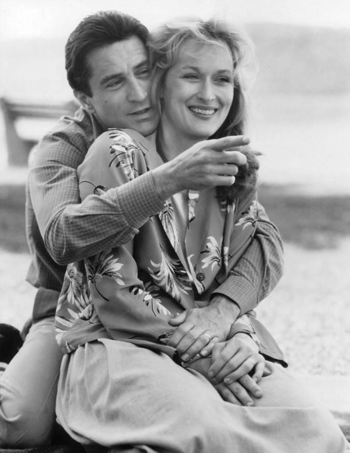 С Мэрил Стрип Роберт снялся в трех картинах. С тех пор он называет ее любимой актрисой и «идеальной женщиной».