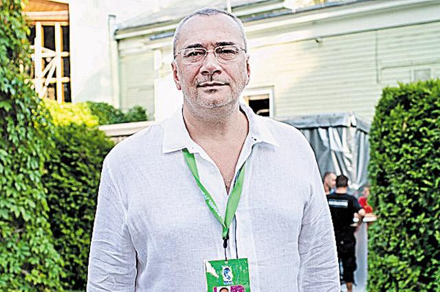 Константин Меладзе.