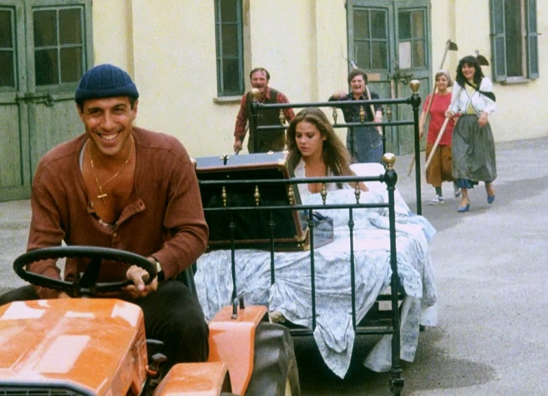 «Для мужчины случайная связь - как для механика осмотр нового авто», - сказала Клаудия, узнав о романе мужа с Орнеллой.