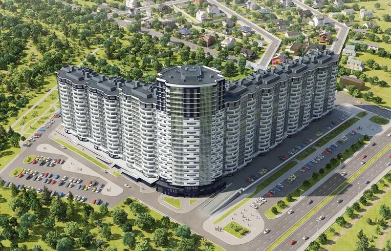 Жилой комплекс «Браславский»