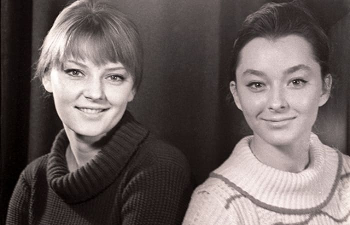 Сестры соперничали в кино, но никогда - из-за мужчин.
