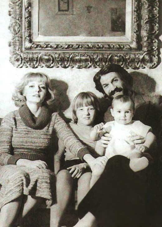 Борис Хмельницкий «дожидался» Марианну много лет. И дождался.