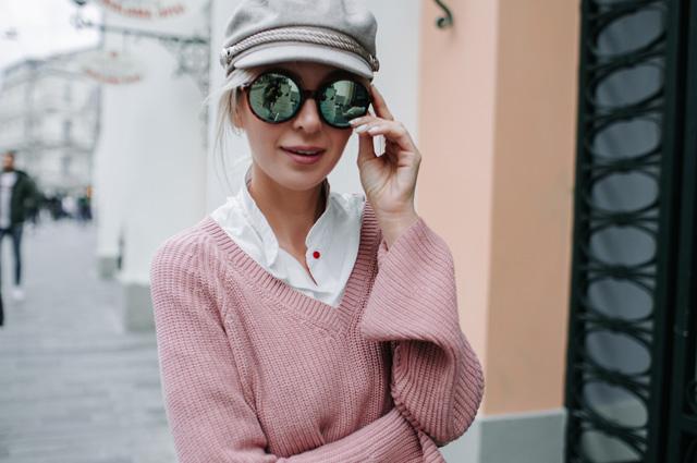 мода, девушка, одежда