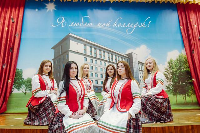 Минский колледж предпринимательства.
