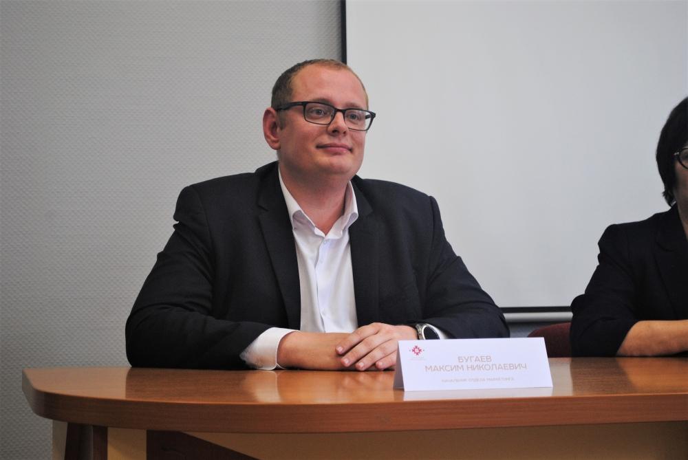Максим Николаевич Бугаев