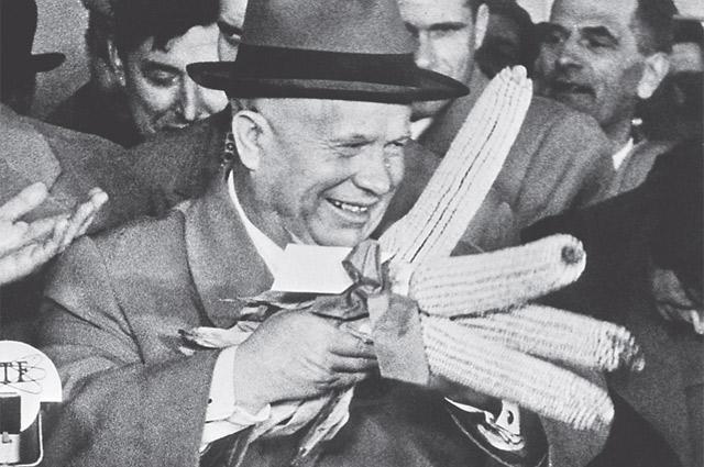 Без кукурузы, считал Никита Сергеевич, не будет и мяса.