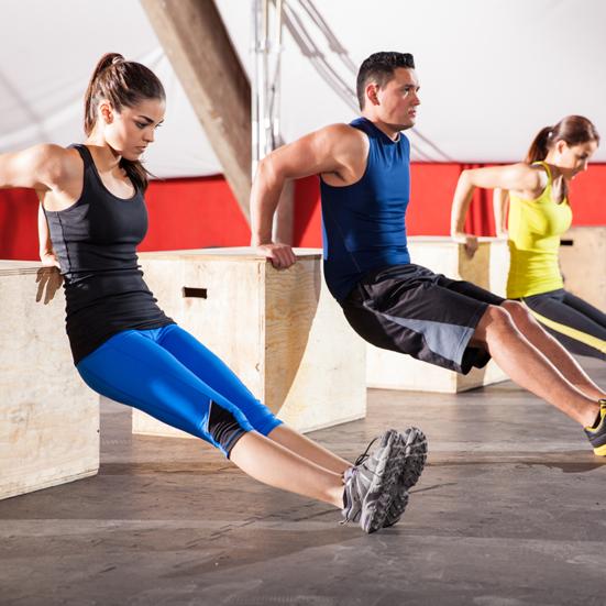 Фитнес, занятия спортом