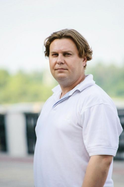 Андрей БОРДУХАЕВ-ОРЕЛ, директор - художественный руководитель гомельского театра Team Theatre