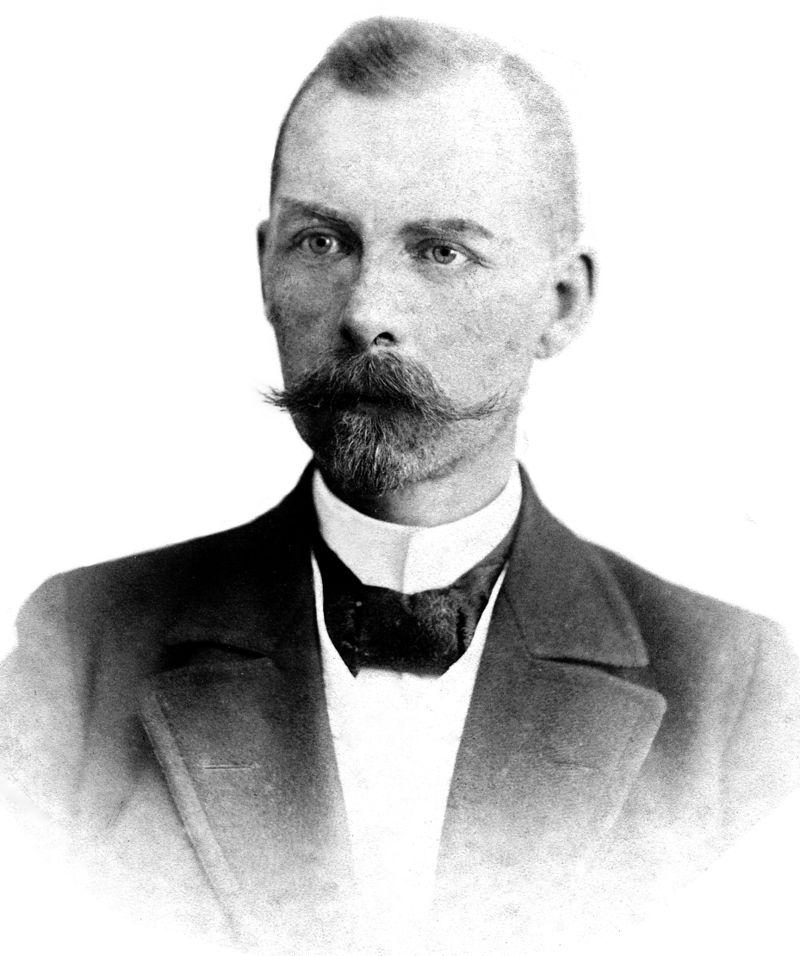Эдуард Толль.
