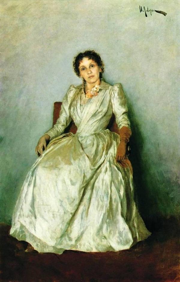 Благодаря  Кувшинниковой Левитан написал свои самые знаменитые картины...