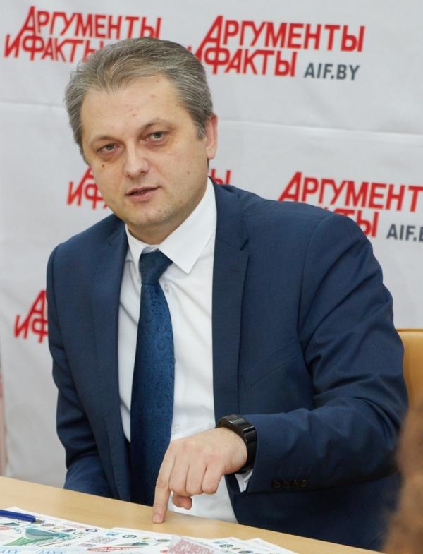 Игорь Бузовский.
