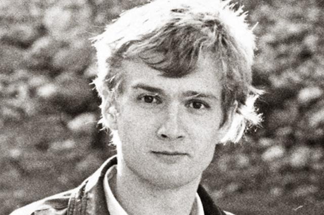 Журналист Дмитрий Холодов.