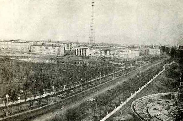 Здание цирка могли построить на окраине, но вмешались влиятельные люди в сфере культуры.