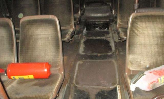 2-ой раз занеделю: вМогилеве впериод движения зажегся рейсовый автобус