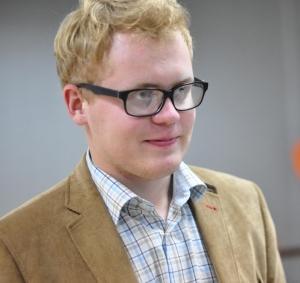 Директор музея Илья КУРАШОВ
