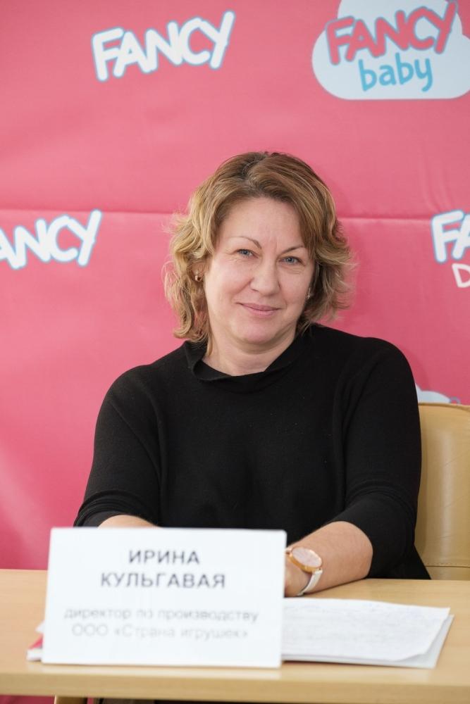 Ирина Кульгавая.