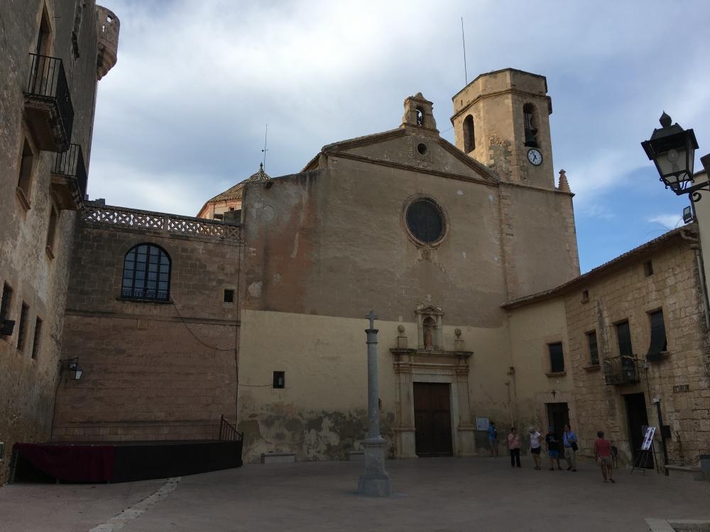 Приходская церковь Сан Мартин