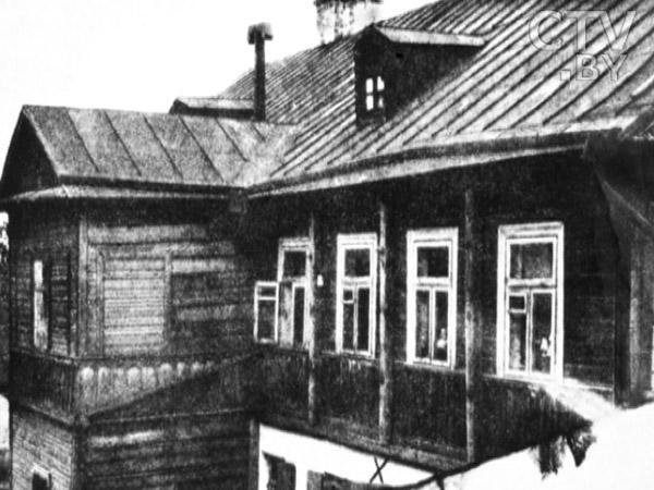 Дом, в котором родился Максим Богданович