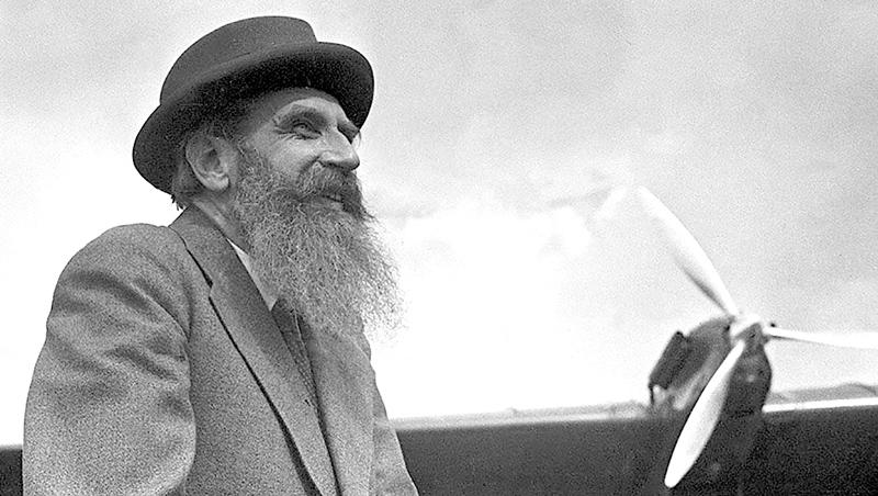 Отто Юльевич Шмидт (1891-1956) - математик, географ, геофизик, астроном.