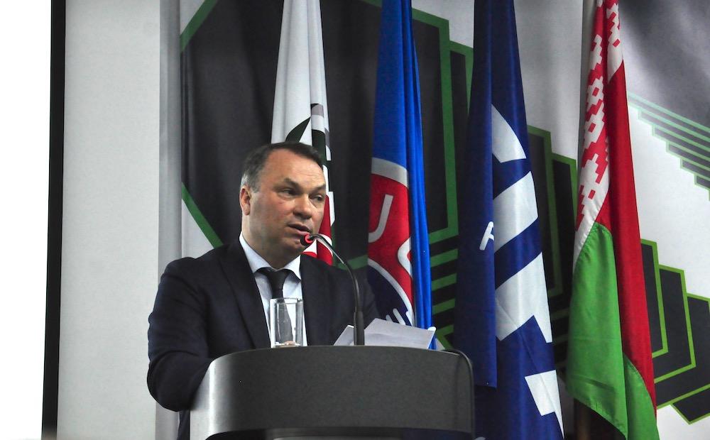 На фото: председатель АФПФ Николай Сычев.