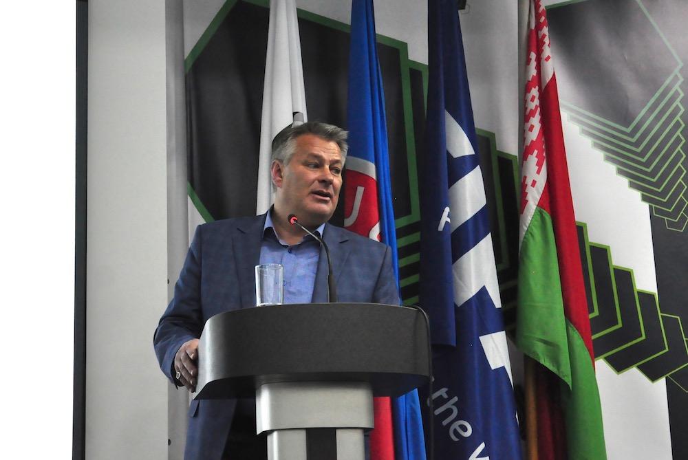 На фото: генеральный директор АФПФ Александр Баранов.