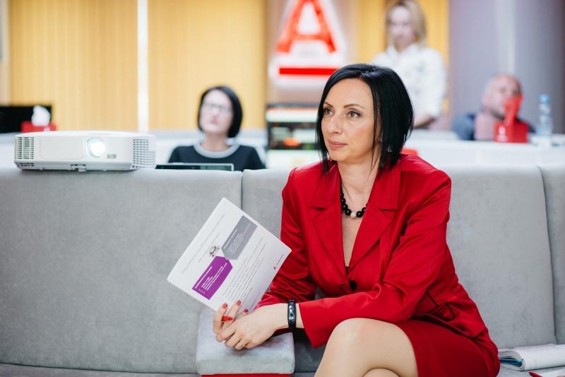Юлия Забабуха — генеральный директор компании СП Унибелус ООО.
