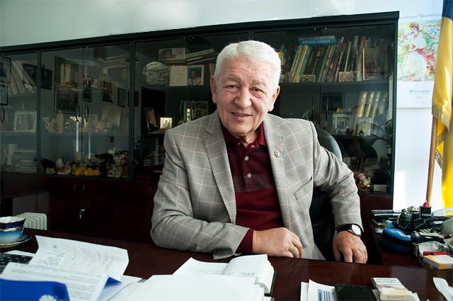 Заслуженный врач Украины, доктор медицинских наук, профессор Александр Иванович Чебаненко