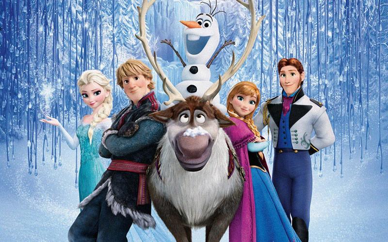 Анимационный фильм «Холодное сердце»